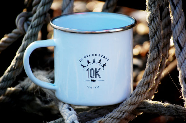 10k Mug from The Warm Up
